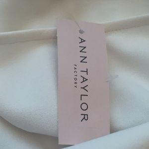 Ann Taylor Tops - Ann Taylor Bell Sleeve Blouse
